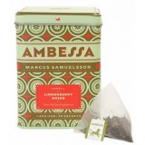 Ambessa Lingonberry Green