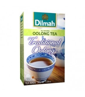 Dilmah Traditional Oolong, 20x1,5g