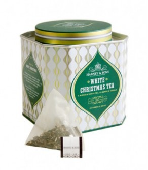 Royal White Christmas Tea