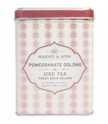Harney & sons Pomegranate Oolong Iced Tea 6 sáčků