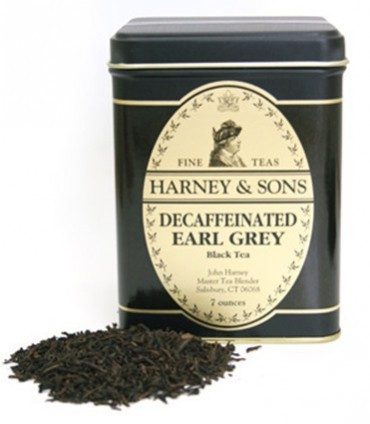 Harney & sons Decaff Earl Grey, sypaný čaj (7 Oz)